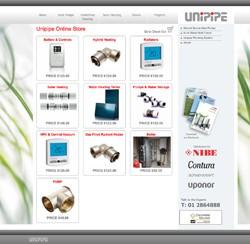 Unipipe-Webshop-Ecommerce