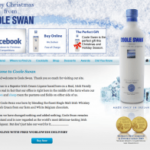 Coole Swan Christmas Homepage