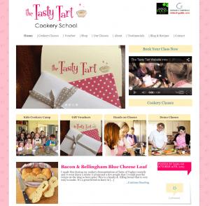 The Tasty Tart Homepage