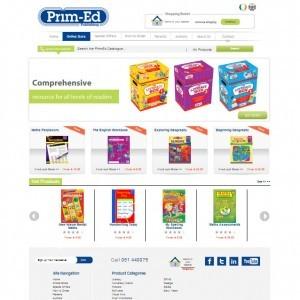 Prim-ed Publishing Website