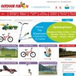 Outdoor Fun Website