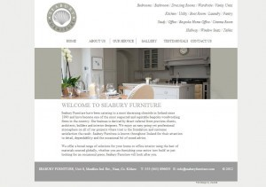 Seabury Furniture Website