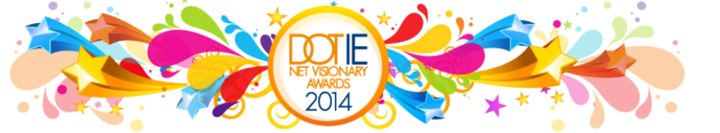 DOT IE Net Visionary Awards 2014