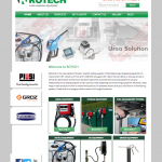 Rotech Website