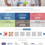 Quirke Dental Surgeons Website - Web Design Wexford