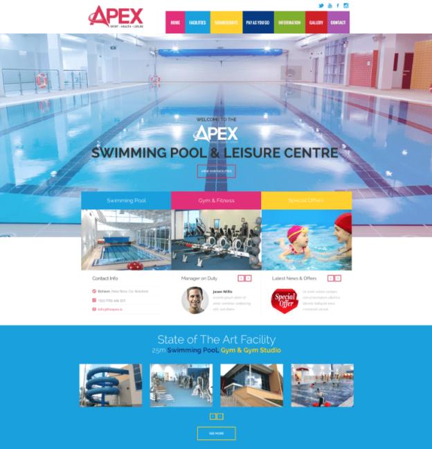 The Apex Website
