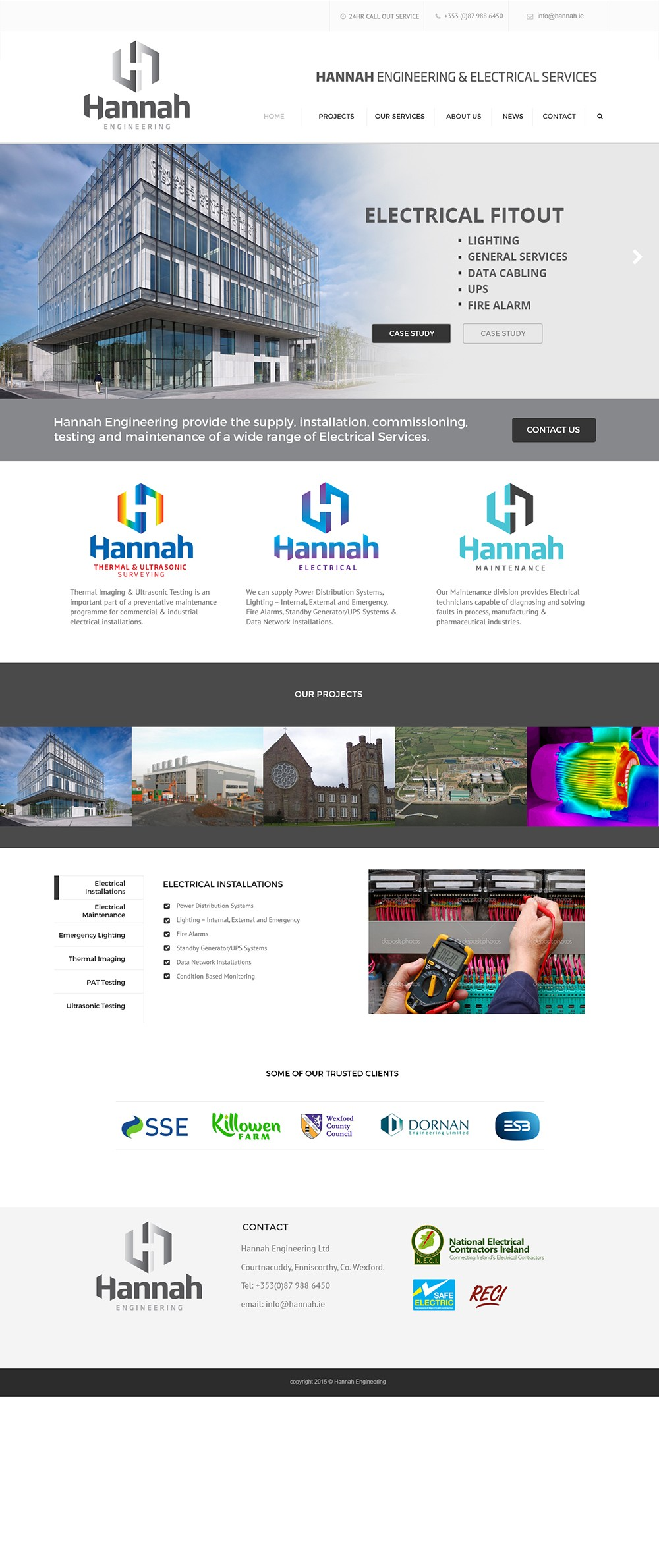 Hannah Web Design Wexford