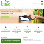 H&S Environmental Website