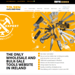 Tolsen Tools Website