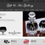 The Gift and Art Gallery Website
