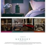Kennedy Boutique Hotel Website