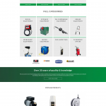 Rotech Shop Website
