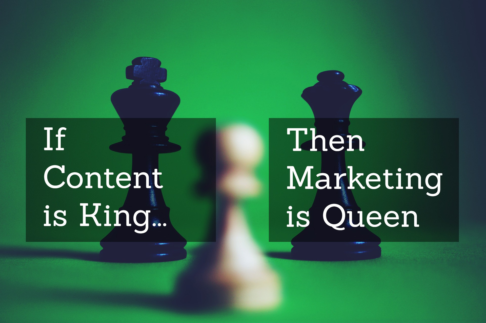 Website Content and Marketing