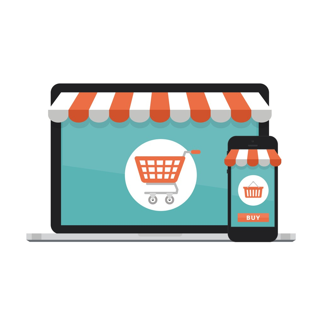 Shopify for Ecommerce Websites - website ecommerce design wexford