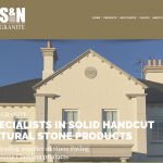 S & N Granite Website