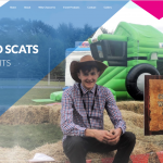 Scats Corporate Events Website