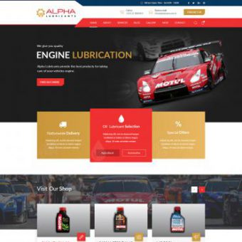 Alpha Lubricants