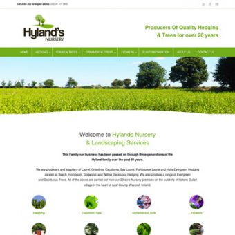Hyland's Nursery