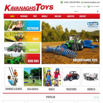 Kavanaghs Toys