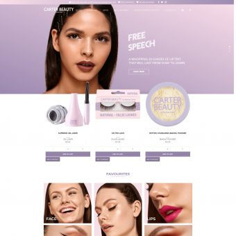 Carter Beauty Cosmetics