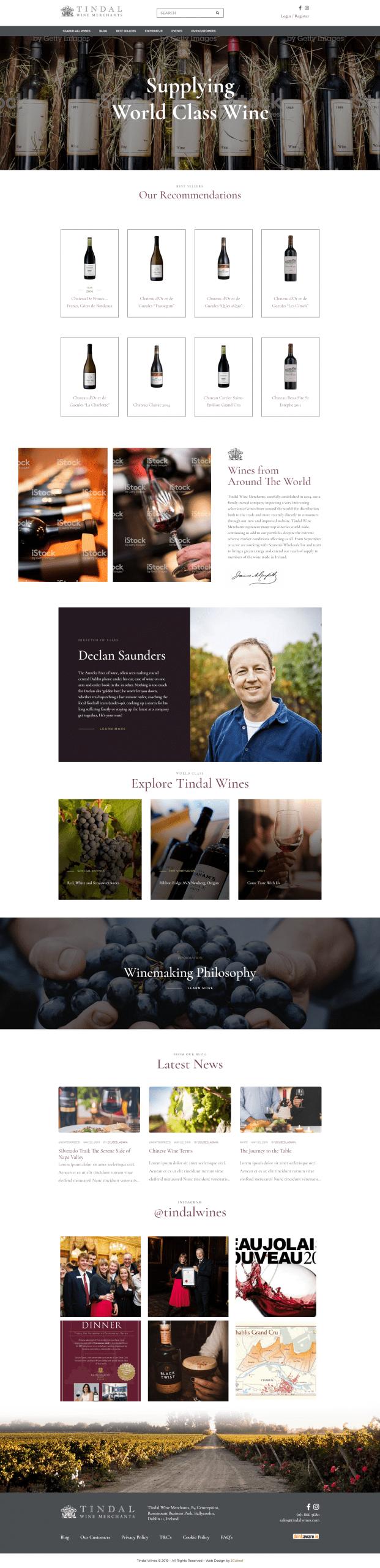 Tindal Wines