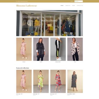Blossoms Ladieswear
