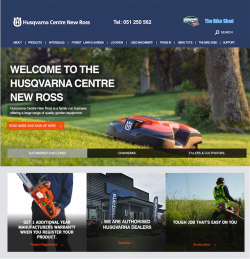 Husqvarna New Ross